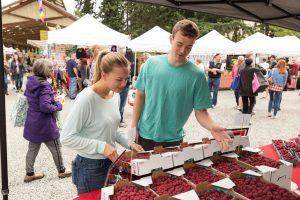 Redmond Farmers' Market