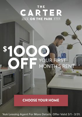 Special Offer on Your Apartment Lease.